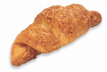 Sonkás-sajtos croissant